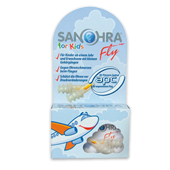 SANOHRA fly Ohrenstoepsel for Kids